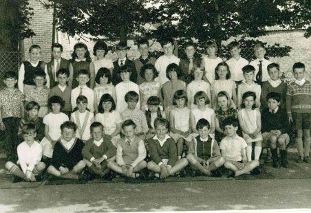 Thundersley Primary School 1966