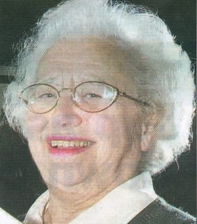 Tireless - former domestic science teacher Betty Finch | Echo supplement 15 Jan 2003