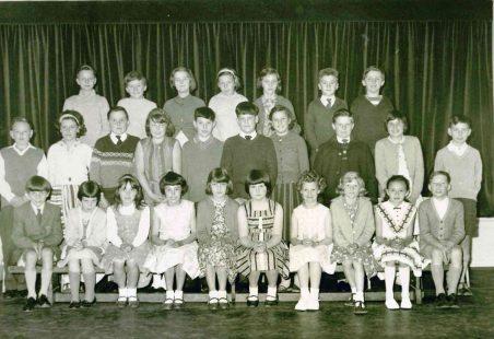 Thundersley Primary School 1964