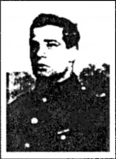 Cpl. George Frederick Arthur Parry | Southend Standard 14 Feb 1918