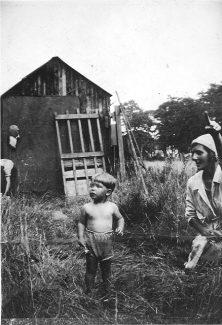 Peter & Mum, Nevendon 1933 | Peter Watts