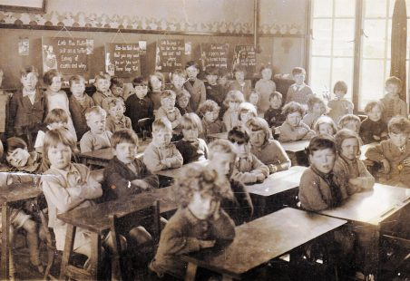 Benfleet Primary School early 1930s