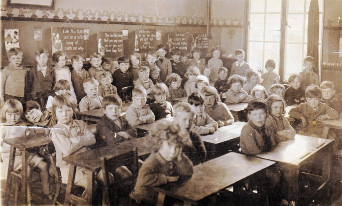 Class photo early 1930s | Denise Neale