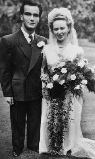 George and Irene's Wedding, 1948 | Pamela-Jeanetta Bird Gaines