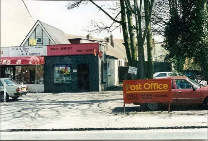 The Post Office   John Downer
