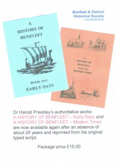 The Works of Dr. Harold Priestley