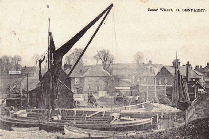 Ross Wharf