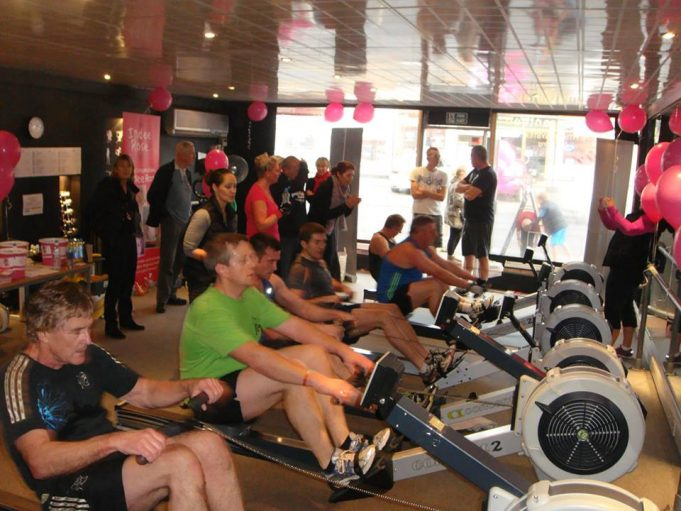 Action in the Bodycare Gym | Bodycare Personal Fitness Club