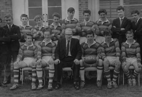 King John Rugby Team for 1961/2