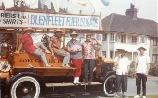 Southend Carnival Float | Janice Jiggens