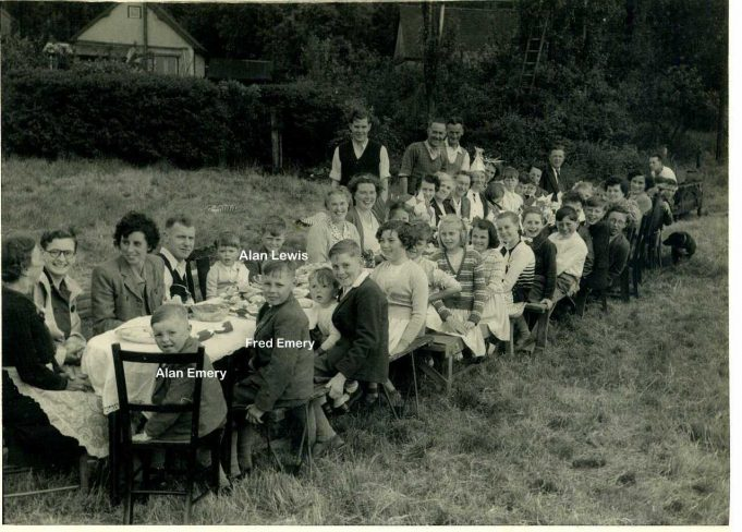 Street party Coronation Day - party held somewhere near Catherine Road/Jarvis Road | Shiner & Holmes