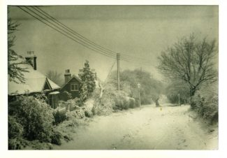 Looking down Hill Road from the junction with Thundersley Park Road | Harry Emery