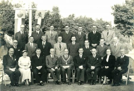 Benfleet Urban District Council 1953
