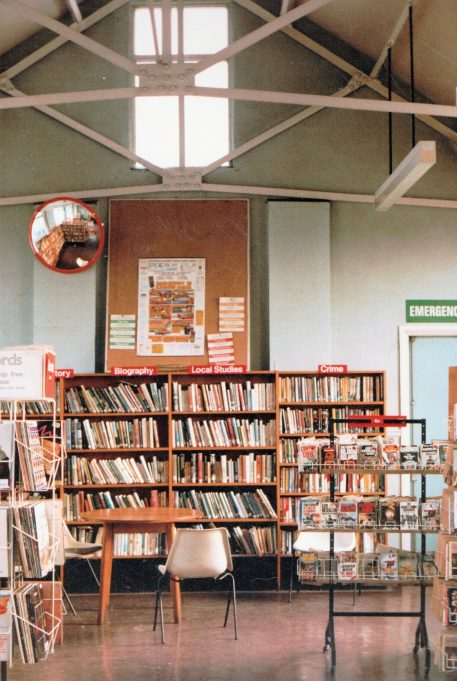 Pictures of the Old Benfleet Library | June Elmes