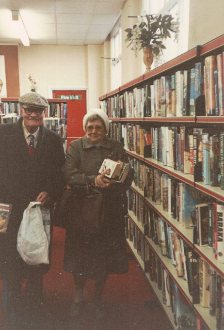 Ken Deacon, Benfleet librarian for many years | June Elmes