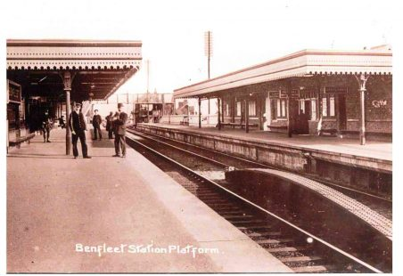 Happy Birthday Benfleet Station