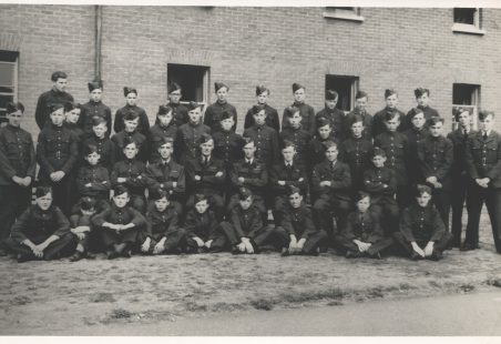 ATC meeting at Tarpots Hall 1952/53