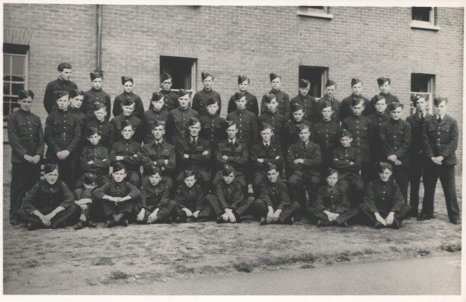 Members of the South Benfleet ATC, 1952 - 53 | Edward Brock