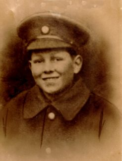 Private Samuel Sargent | Courtesy Fred Sargent and Sargent family