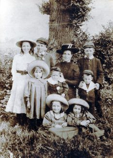 Sargent Family | Courtesy Fred Sargent and Sargent family