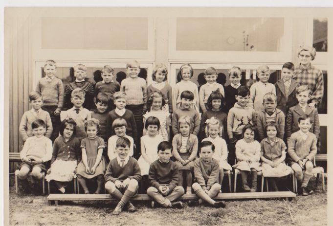Thundersley Primary School 1962 - 1967 | Vanessa Turbefield