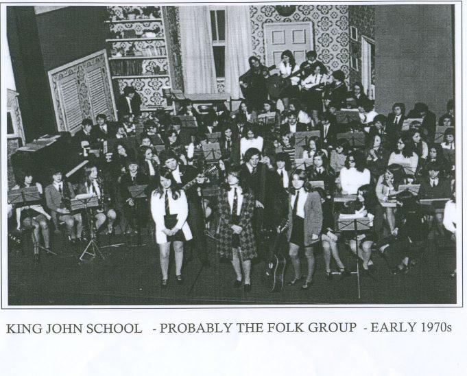 King John School Group Photos