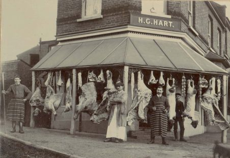 Butchers Shop in Benfleet