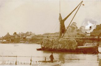 Hay Barge | Peter Gillard collection