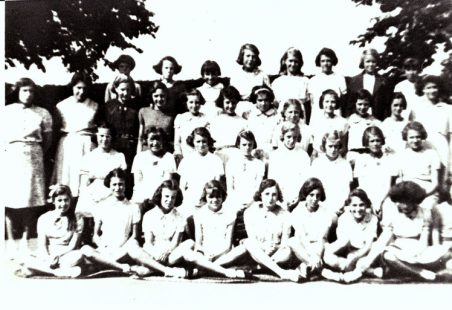 Benfleet Primary School 1939 to 1941
