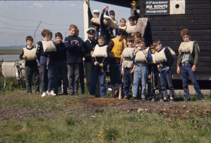 Ian and Scouts | Ian Hawks
