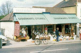 Sharman's Stores | John Downer