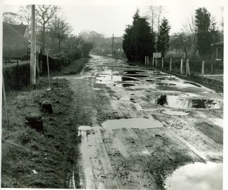 Shipwrights Drive in the 1950s | John Carrington