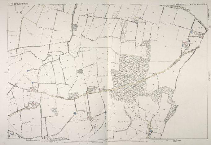 Parish of South Benfleet Sheet 77.7 | © British Library Board