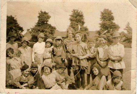 South Benfleet Junior School 1939