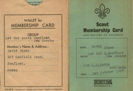 Benfleet Sea Scouts
