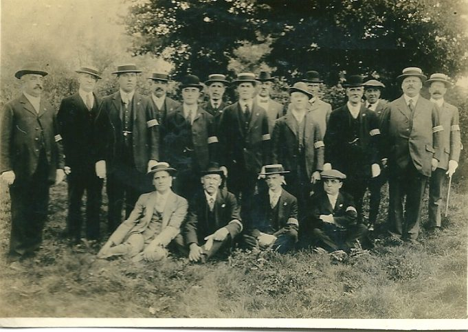 Special Constables 1914 -1918 | Paddy Marrison