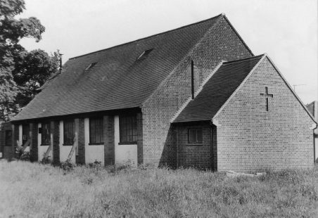 St George's Church 1926 - 1962