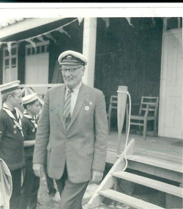 Stan Fisher Sea Scout Leader 1968 | Paddy Marrison