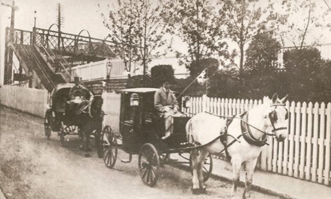 circa 1900 | J Downer