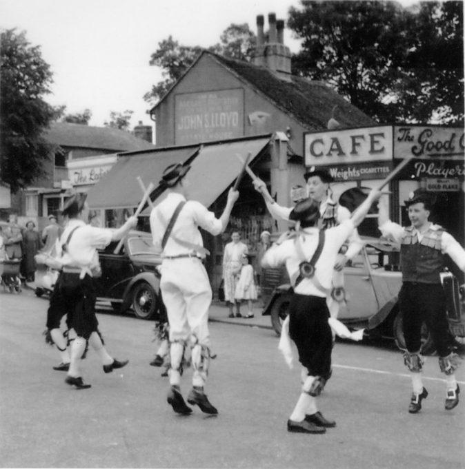 The Benfleet Hoymen, Hadleigh 1954 | Maureen Packham