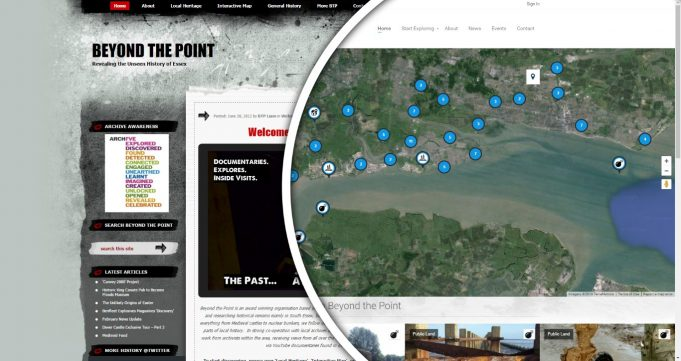 The Website, Then and Now | BTP