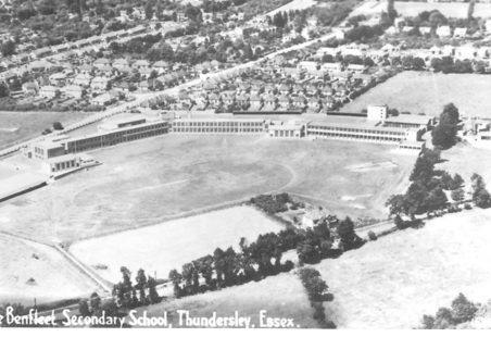 King John Comprehensive School 1964-65