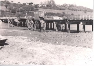 The old bridge looking to Benfleet | Don Reed Studios