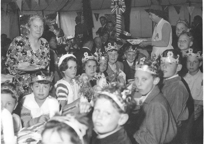 Howard's Farm Coronation Tea Party
