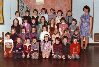 Benfleet Junior Class of '76 | Sylvia Wastell