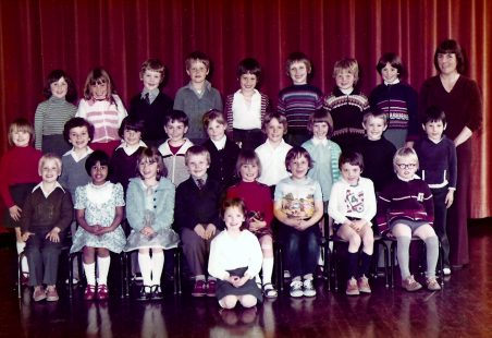 Benfleet Junior Class of 1979