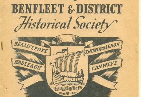 Benfleet & District Historical Society 1960