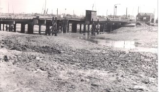 The old bridge looking to Canvey | Don Reed Studios