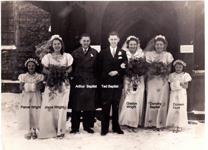 Weddings in Benfleet