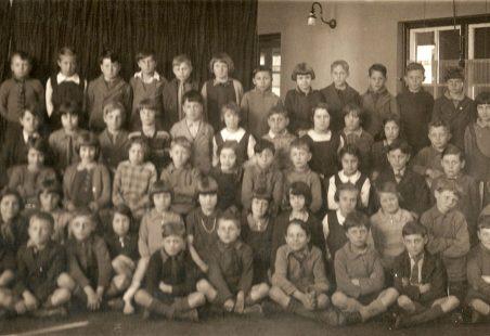 Benfleet Primary School Photos 1933-1937